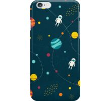Space Exploration Pattern iPhone Case/Skin