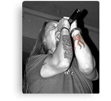 Metalphetamine Last gig Canvas Print