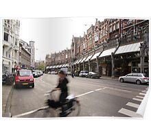 Amsterdam Rush Poster