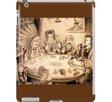 You're Nothing but a Pack of Cards! iPad Case/Skin