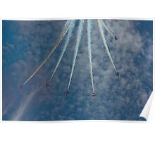 Red Arrows 2010 e Poster