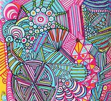 WIDE AWAKE - LARGE FORMAT  by Scott Stebbins
