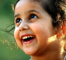 A cheerful gaze..! by Amrit Ammu