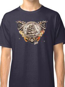 Tattoo Ship Classic T-Shirt