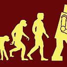 Sheldon Robot Evolution by chupalupa