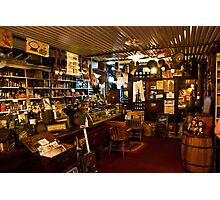 Will Eevers Country Store Photographic Print