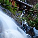 Marysville Waterfall by pennphotography
