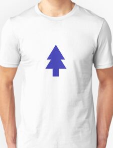 Pine Tree from Dipper's hat T-Shirt