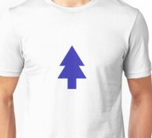 Pine Tree from Dipper's hat Unisex T-Shirt