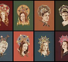 The Saints of Sunnydale by mycolour