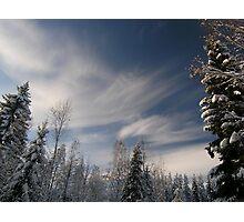 Arctic circle sky Photographic Print