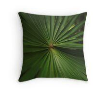 #1 Fan - Mt Coot-tha Botanic Gardens  Throw Pillow