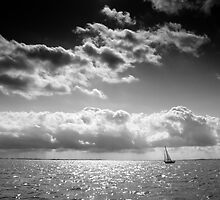 Sailing by M. van Oostrum