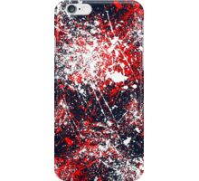 Painterly Bleu Blanc Rouge iPhone Case/Skin