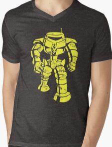 Sheldon Bot Mens V-Neck T-Shirt