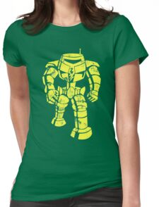 Sheldon Bot Womens Fitted T-Shirt