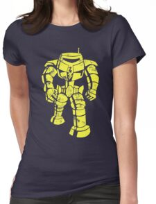 Sheldon Bot Womens Fitted T-Shirt