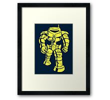 Sheldon Bot Framed Print