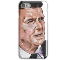Ronald Reagan Picture Quote - What History Teaches iPhone Case/Skin