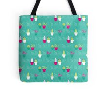 Mini Cactus Love Tote Bag