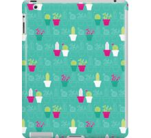 Mini Cactus Love iPad Case/Skin