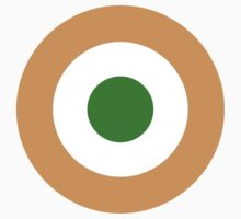 Indian Roundel by vintage-shirts