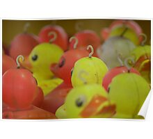 Mucky Ducks ~ All The Fun of the Fair! Poster