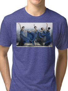 Sequential Dancer Tri-blend T-Shirt
