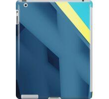 Blueee iPad Case/Skin