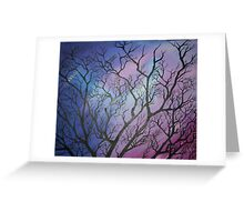 Looking To The Sky For Serenity Greeting Card