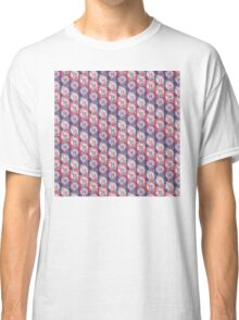 Stamp of Liberty Collage Classic T-Shirt