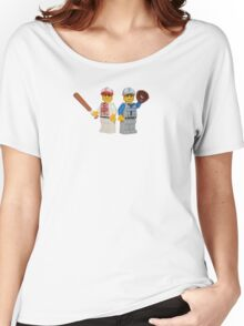 LEGO Baseball Players Women's Relaxed Fit T-Shirt