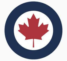 Canadian Roundel by vintage-shirts
