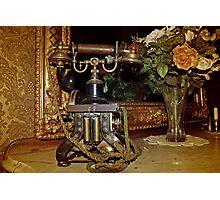 Ericson telephone Photographic Print