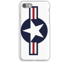 USA Air Force Logo iPhone Case/Skin