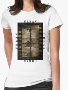 Urban T-shirt Womens Fitted T-Shirt