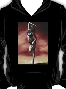 Sultry Dancer T-Shirt