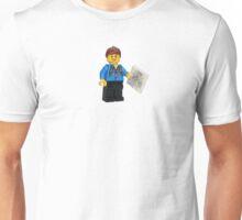 LEGO Female Hiker Unisex T-Shirt