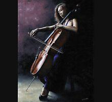 Emotional Cellist Unisex T-Shirt