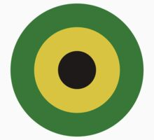 Jamaican Roundel Kids Clothes