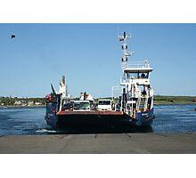 The Portaferry- Strangford Ferry Photographic Print