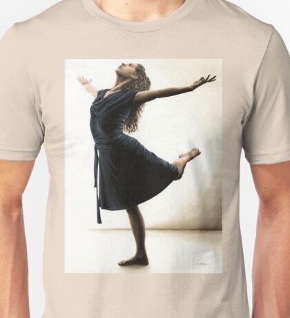 Graceful Enlightenment Unisex T-Shirt