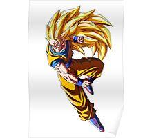 Goku Super Saiyan 3 Poster
