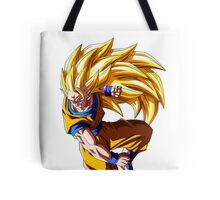 Goku Super Saiyan 3 Tote Bag