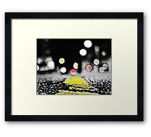 where to? Framed Print
