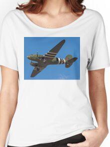 "Douglas Dakota C.3 ZA947 ""Kwischerbischen"" Women's Relaxed Fit T-Shirt"