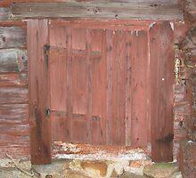 The door to ??? by James Hornsey