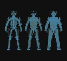 X-ray Cybermen T-Shirt