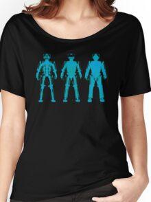 X-ray Cybermen Women's Relaxed Fit T-Shirt