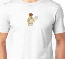 LEGO Tennis Player Unisex T-Shirt